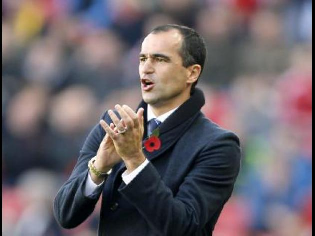 Martinez proud of Everton display