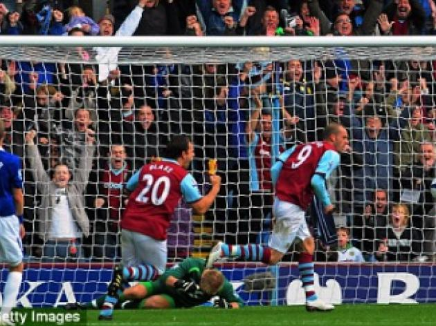 Burnley 2 Birmingham 1: Lone striker puts McLeish on the defensive