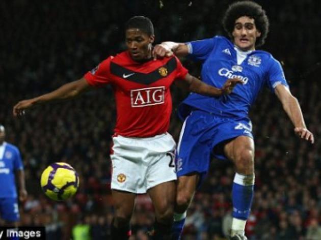 EVERTON v Liverpool: Marouane Fellaini and Diniyar Biyaletdinov back to boost the midfield for derby