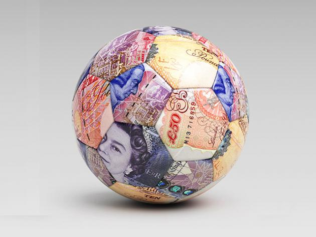 Has football 'sold it's soul' for money?
