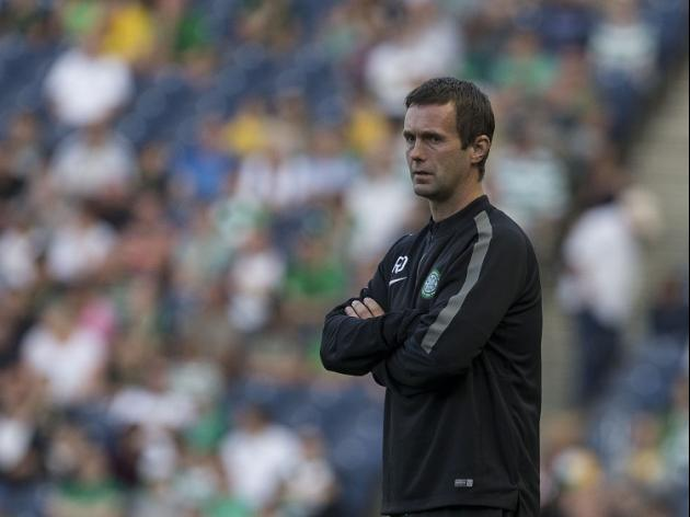 Under-cooked Celtic need time, says coach Deila