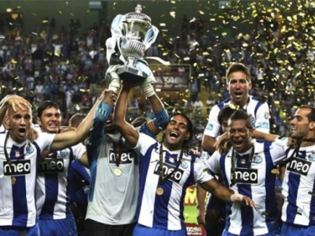 Porto capture 26th Portuguese title