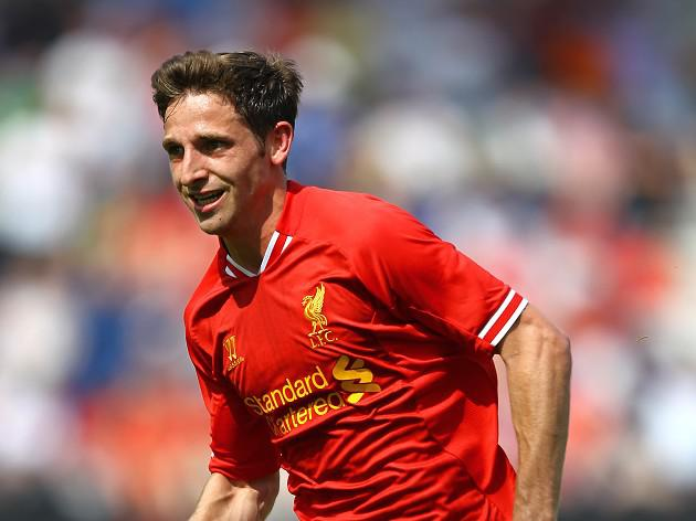 Liverpool's Allen hails Reds' striking options