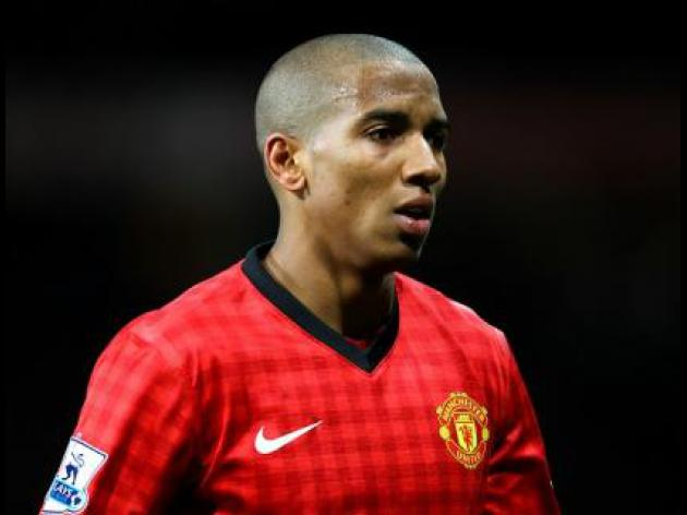 Manchester United Ashley Young ruled out for season