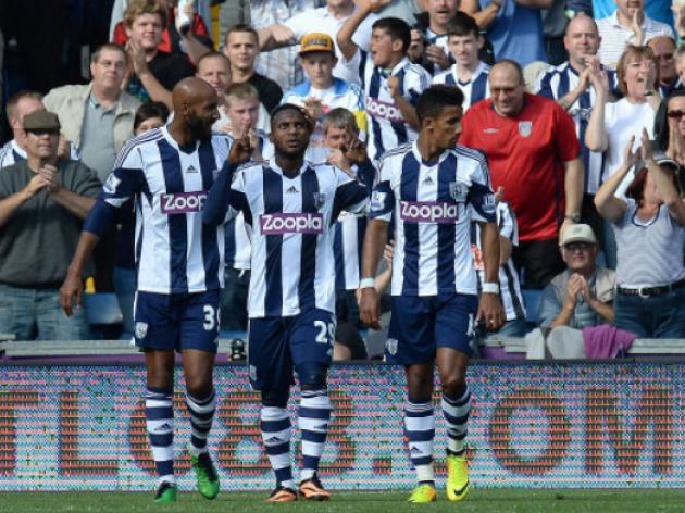 West Brom V Arsenal At The Hawthorns : LIVE