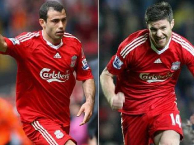 Liverpool issue statement warning Spanish clubs off Javier Mascherano and Xabi Alonso