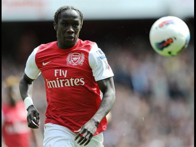 Sagna nearing Arsenal return