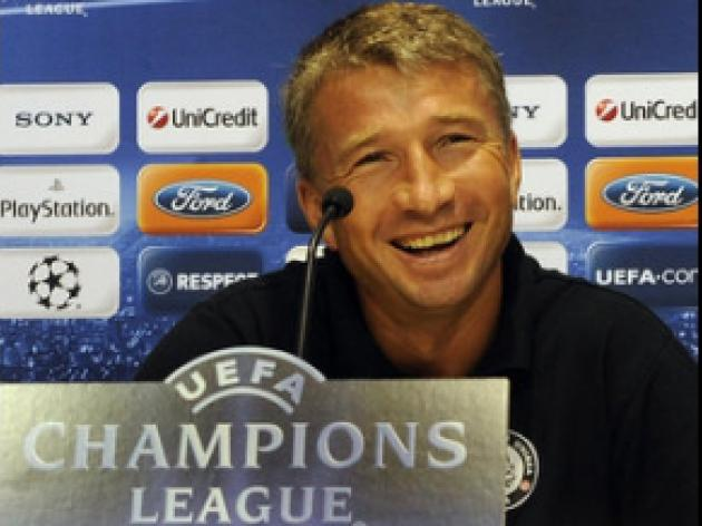 Petrescu hoping to lose his bet