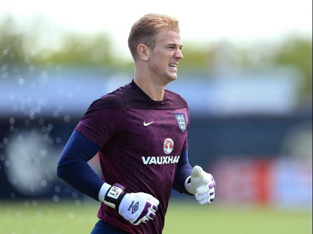 Hart: England are in good shape