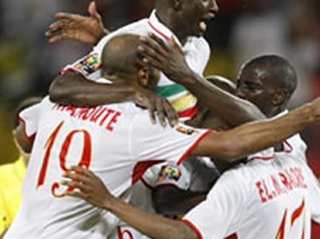 Top 10 comebacks of all time: 3 - Angola 4-4 Mali