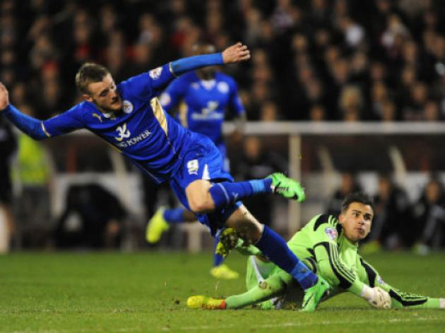 Championship Fans' Player of the Month: Jamie Vardy - Leicester
