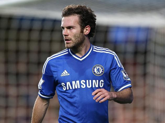 United close in on Mata