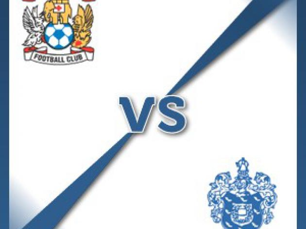 Coventry V Rochdale at Ricoh Arena : Match Preview