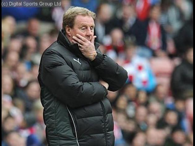 Redknapp: Spurs will not buckle