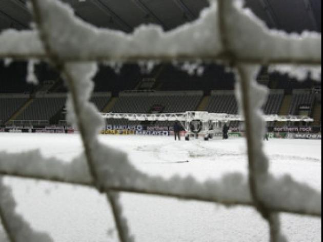 Too cold for Crown Ground clash