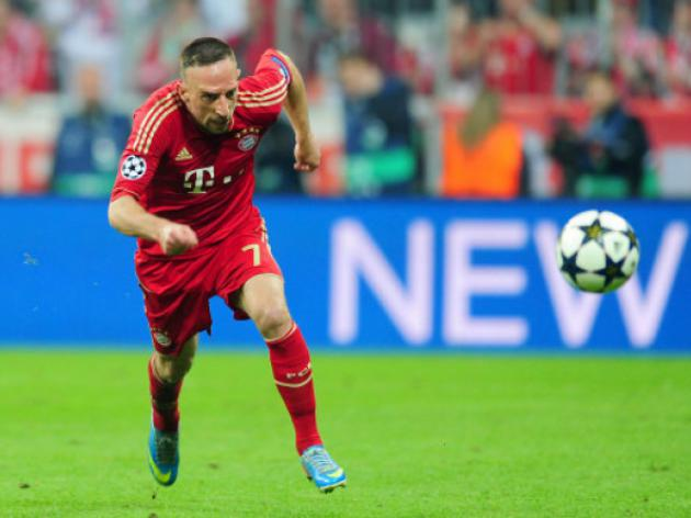 Time to win Euro final, says Bayerns Ribery