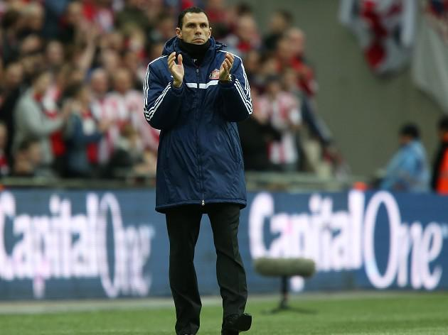 Poyet striving for survival