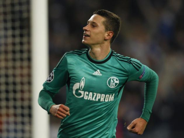 Arsenal closing in on German starlet Draxler?