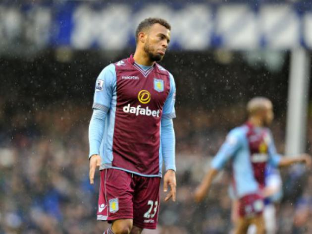 Aston Villa V West Ham at Villa Park : LIVE