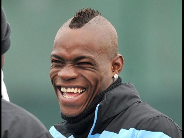 Balotelli committed to City