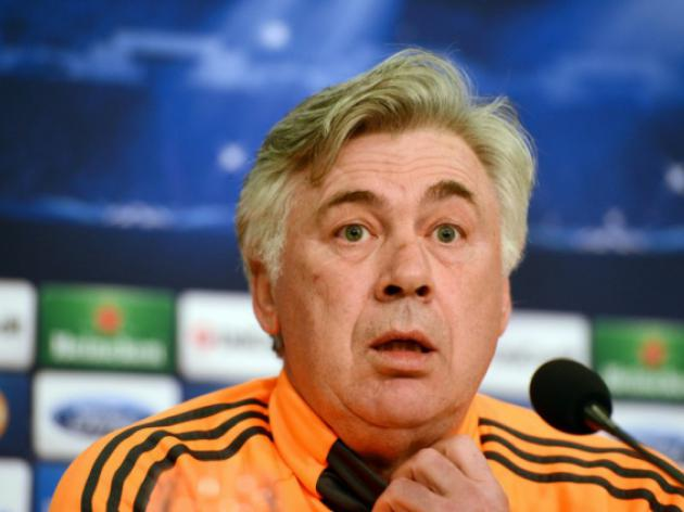 Ancelotti hails Real response to Atleticos tough guys