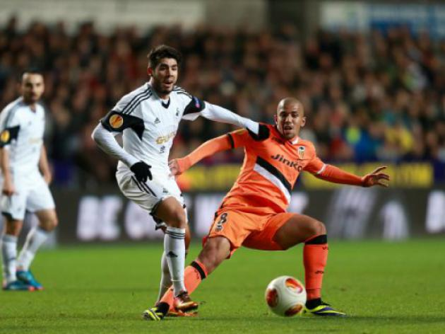 Swansea v Valencia : Europa League Match Review