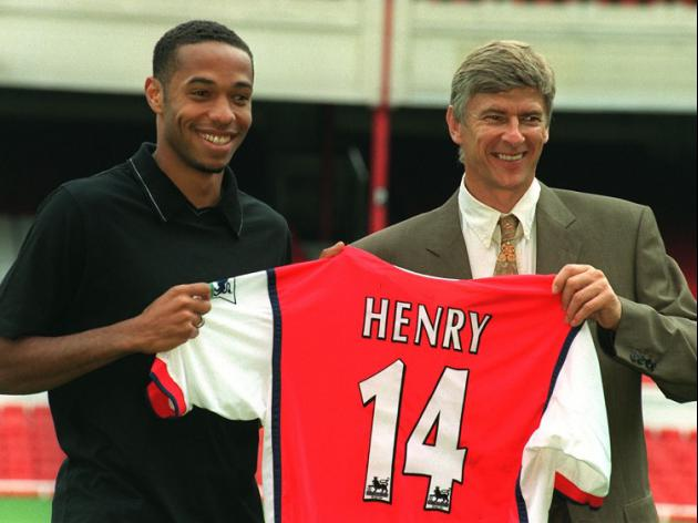 Henry could unearth new star