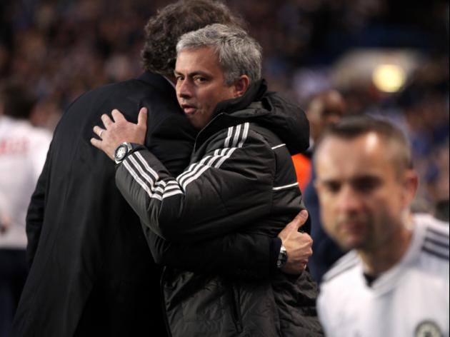 Mourinho's little blue Horse gallops to Madrid