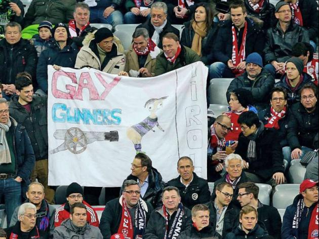 Munich Fans to pay Bayerns UEFA fine over offensive banner