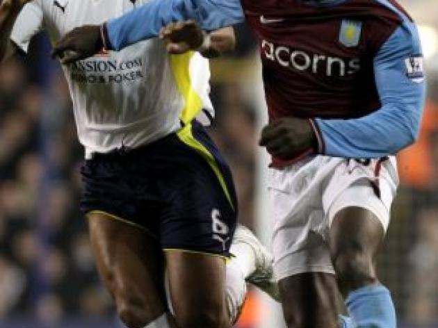 ASTON VILLA v Manchester United: Emile Heskey in fitness race to face the champions