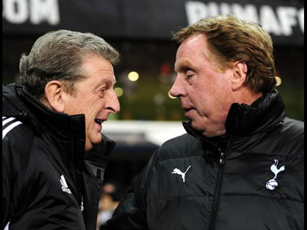 Redknapp defends England