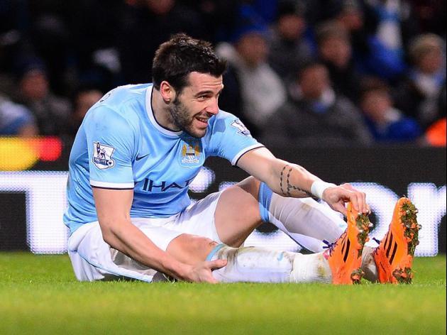 Man City 0-1 Stoke: Match Report