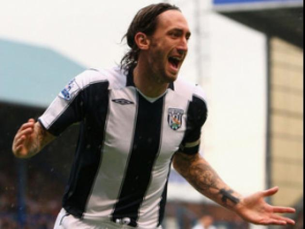 Baggies keen to tie down Greening