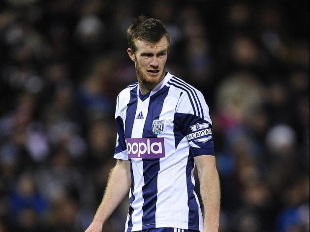 Brunt retains WBA captaincy