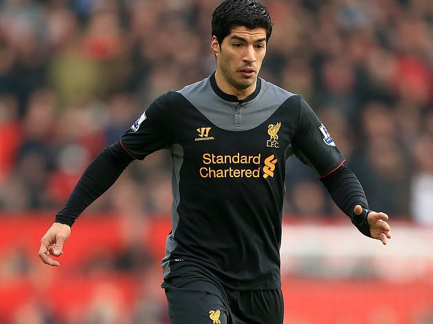 Liverpool star Luis Suarez says 'I'm going nowhere'