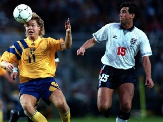 Top 10: European Championship goals - 6 - Brolin vs England - 1992