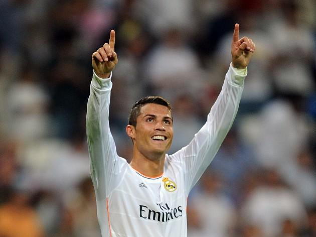 Ronaldo brace helps lead Madrid to Copenhagen rout