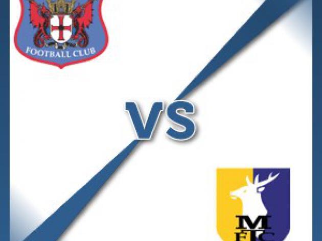 Carlisle V Mansfield at Brunton Park : Match Preview