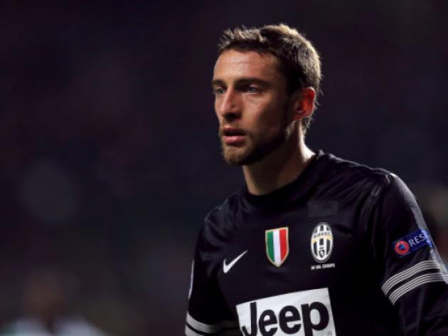 Marchisio joins growing Italian absentee list