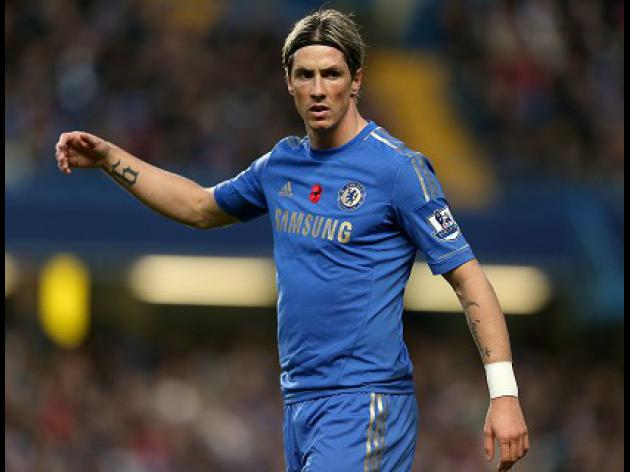 Di Matteo to drop Fernando Torres for Juventus Chelsea clash