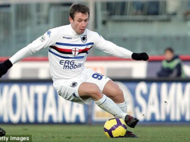 City set to raid Italy for Sampdoria's Cassano and Roma's Motta