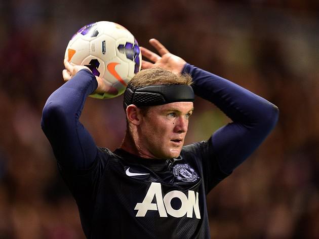 Rooney: We've let Moyes down