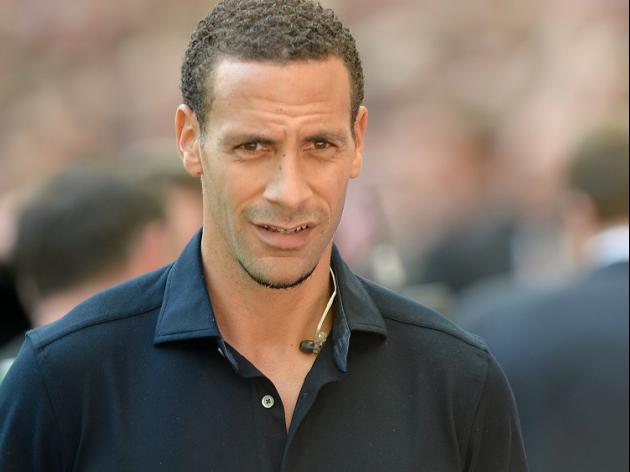 'I'd keep Suarez' - Ferdinand