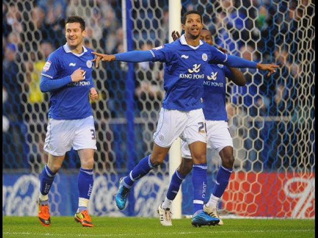 Beckford earns point for Foxes