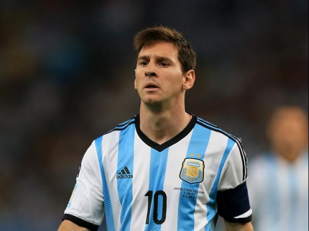 Messi confident of improvement