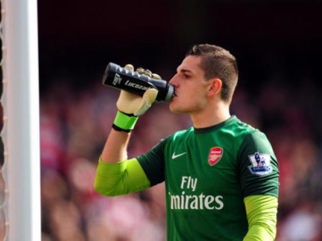 Mannone sends out Westwood warning