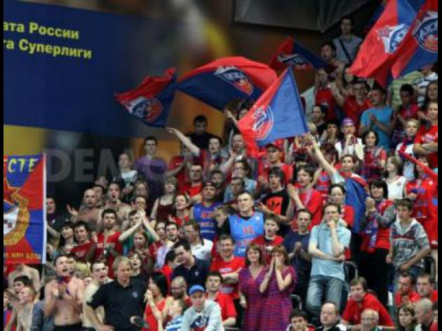 CSKA ready for battle to retain Russian title