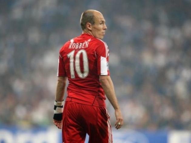 Bayern's Robben to extend deal until 2015 - report