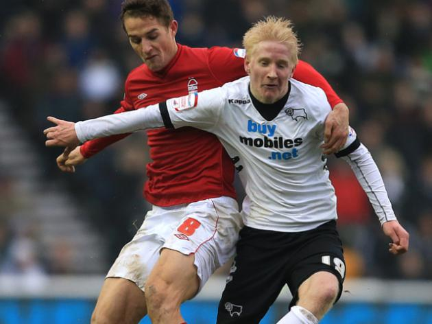 Geordies look prepared to splash big cash for Derby starlet Will Hughes