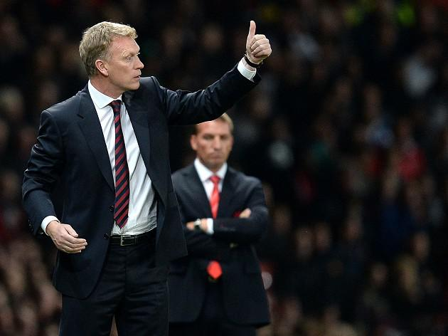 Man United boss David Moyes vows to silence doubters